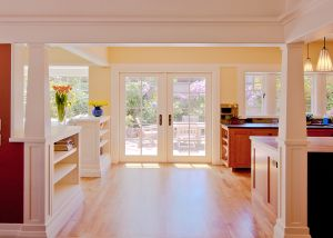 Berkeley Craftsman home remodel.