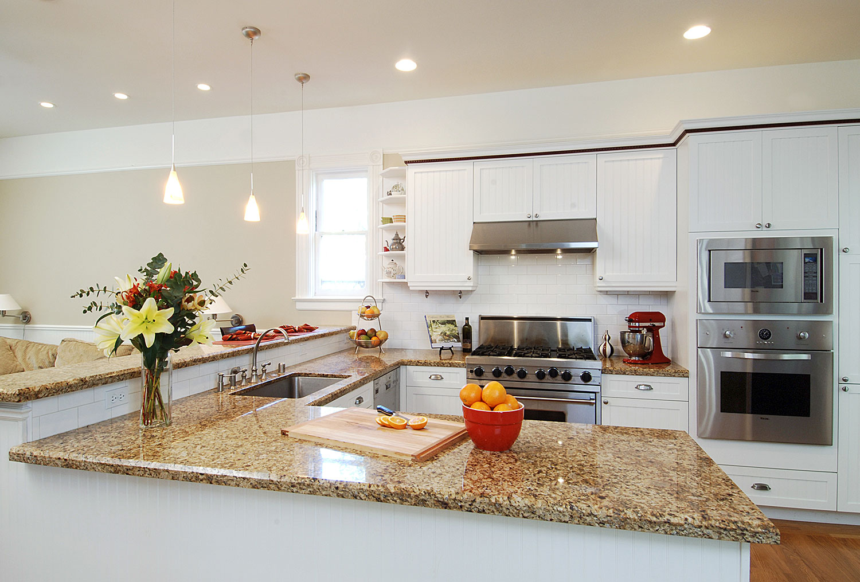 Amato Architecture | Colonial-style San Rafael Home Kitchen Remodel