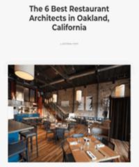 6 Best Restaurant Architects in Oakland, CA